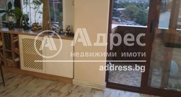 Тристаен апартамент, Хасково, Възраждане, 505235, Снимка 1