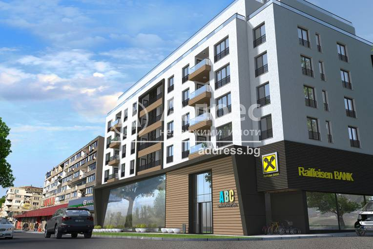 Тристаен апартамент, Варна, Аспарухово, 490240, Снимка 1