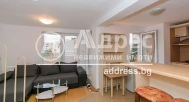 Двустаен апартамент, Бургас, Възраждане, 525242, Снимка 1