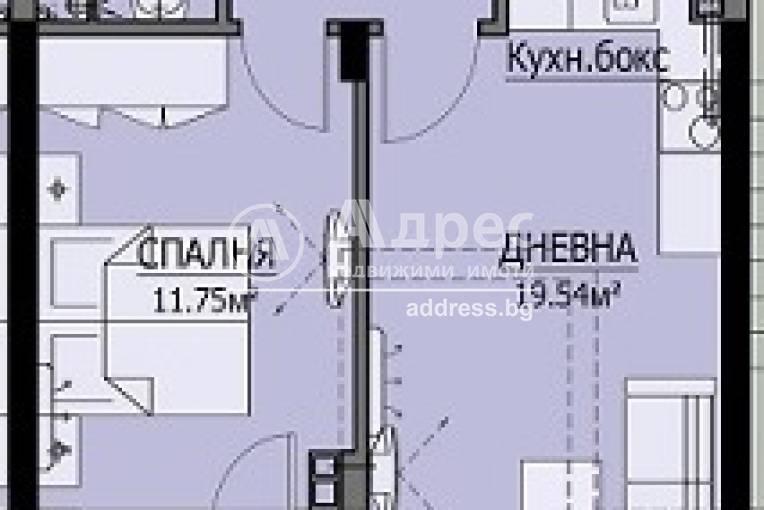 Двустаен апартамент, Бургас, Сарафово, 467247, Снимка 3