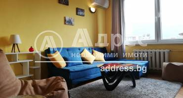 Двустаен апартамент, София, Стрелбище, 515247, Снимка 1