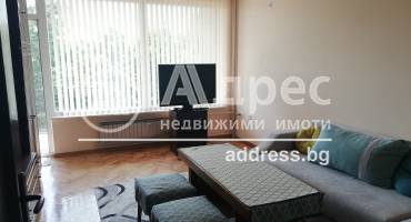 Тристаен апартамент, Пловдив, Мараша, 517258, Снимка 1