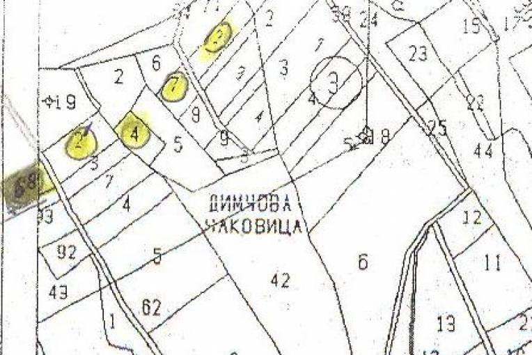 Земеделска земя, Еленово, 181261, Снимка 1