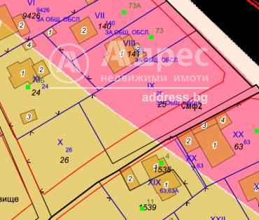 Парцел/Терен, София, Горна Баня, 119265, Снимка 2