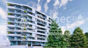 Тристаен апартамент, Варна, Чайка, 451266, Снимка 1