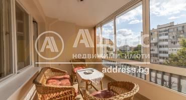 Тристаен апартамент, Варна, Техникумите, 521274, Снимка 1