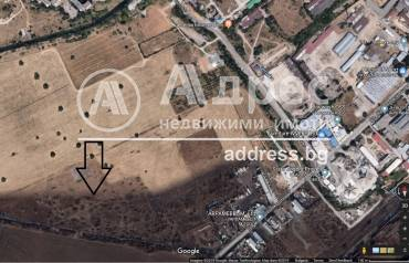 Парцел/Терен, Стара Загора, Индустриален - запад, 458281, Снимка 1