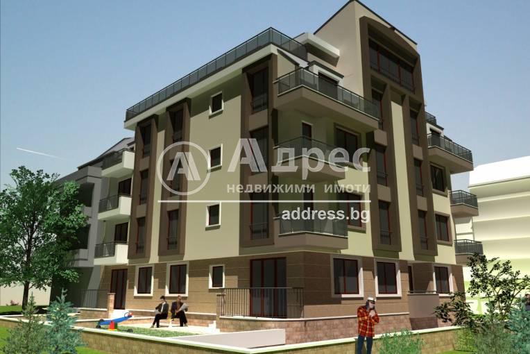 Тристаен апартамент, Хасково, Дружба 1, 481283, Снимка 1
