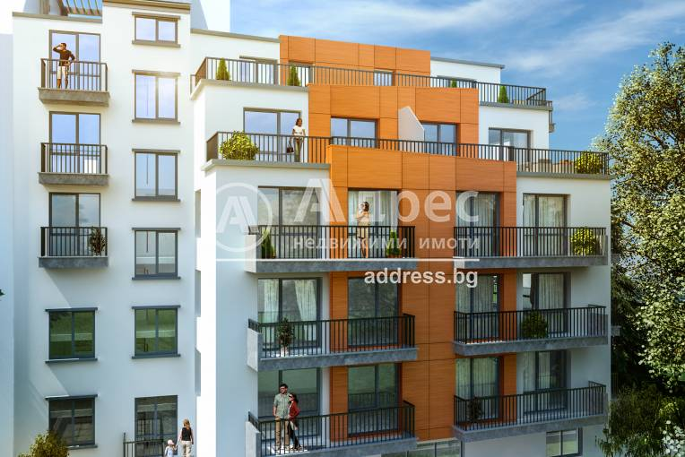 Двустаен апартамент, София, Хладилника, 459288, Снимка 3