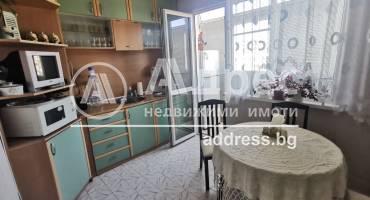 Тристаен апартамент, Ямбол, Георги Бенковски, 524318, Снимка 1