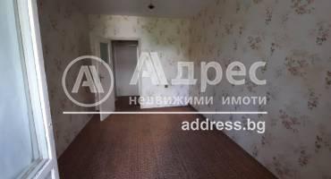 Едностаен апартамент, Варна, Левски, 524329, Снимка 1