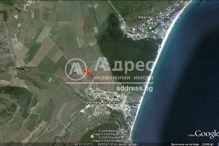 Парцел/Терен, Кранево, 106332, Снимка 1
