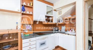 Тристаен апартамент, Варна, Червен площад, 524336, Снимка 1