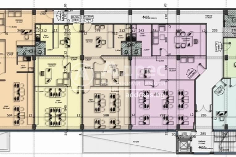 Офис Сграда/Търговски център, Стара Загора, Индустриален - запад, 202348, Снимка 3