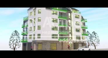Тристаен апартамент, Варна, Трошево, 463356, Снимка 1