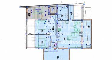 Тристаен апартамент, Пазарджик, Идеален център, 505379, Снимка 1