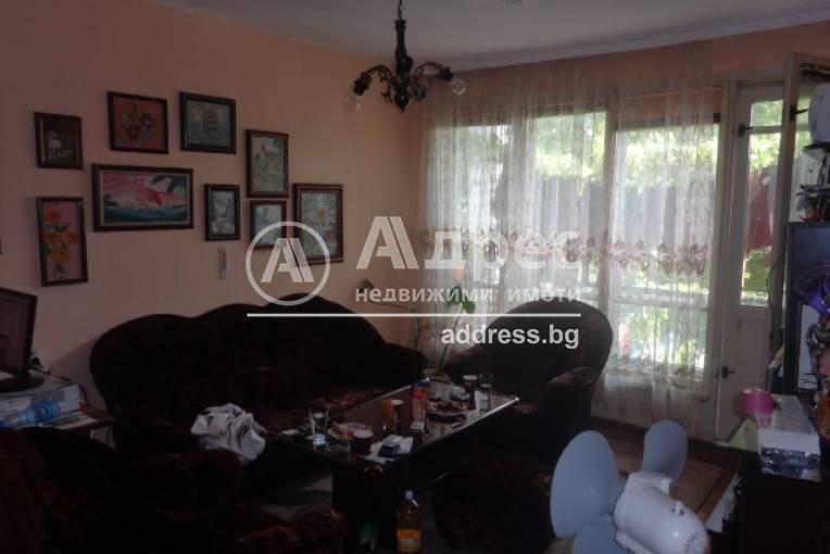 Тристаен апартамент, Ямбол, 234381, Снимка 1