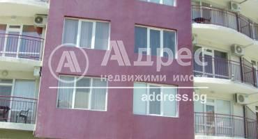 Едностаен апартамент, Кранево, 217383, Снимка 1