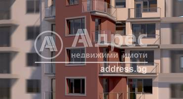 Едностаен апартамент, Варна, Погребите, 519388, Снимка 1