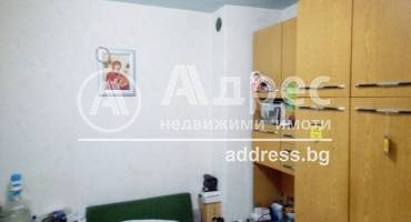 Тристаен апартамент, Ямбол, Георги Бенковски, 496389, Снимка 1