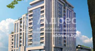 Тристаен апартамент, София, Изгрев, 481407, Снимка 1