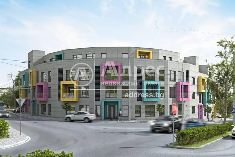 Многостаен апартамент, Варна, Бриз, 446408, Снимка 1