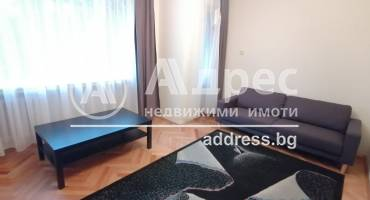 Двустаен апартамент, София, Иван Вазов, 521409, Снимка 1