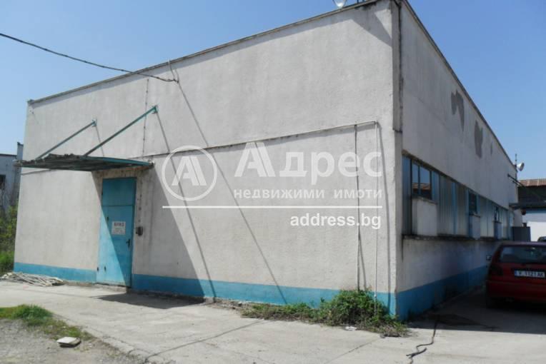 Цех/Склад, Ямбол, Промишлена зона, 299410, Снимка 1