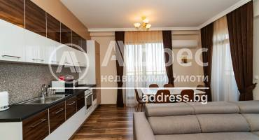 Тристаен апартамент, Бургас, Зорница, 275416, Снимка 2