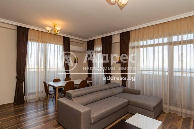 Тристаен апартамент, Бургас, Зорница, 275416, Снимка 1