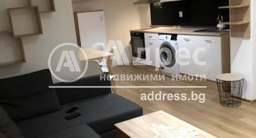 Двустаен апартамент, Варна, м-ст Ален Мак, 513419, Снимка 1