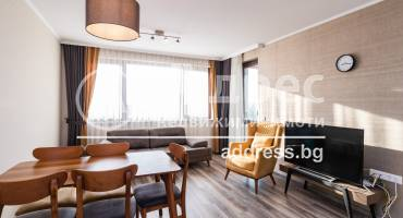 Тристаен апартамент, Варна, Бриз, 519422, Снимка 1