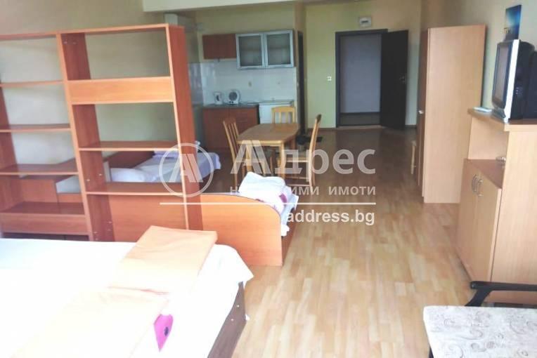 Едностаен апартамент, Бургас, Победа, 483423, Снимка 1