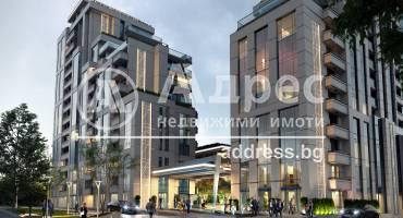 Тристаен апартамент, София, Изгрев, 481434, Снимка 1