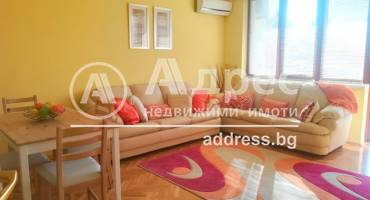 Двустаен апартамент, Варна, Морска градина, 507435, Снимка 1