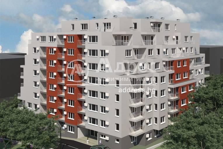Двустаен апартамент, Стара Загора, Железник- изток, 446440, Снимка 1