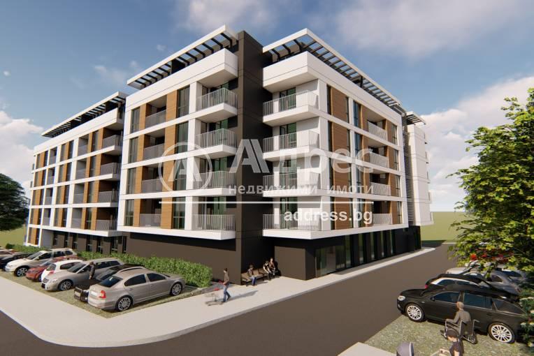 Тристаен апартамент, Варна, Кайсиева градина, 460477, Снимка 1