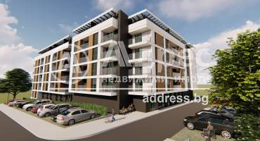 Тристаен апартамент, Варна, Кайсиева градина, 460481, Снимка 1