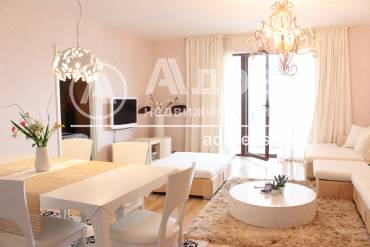 Тристаен апартамент, Варна, к.к. Слънчев ден, 426484, Снимка 1