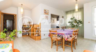 Тристаен апартамент, Варна, Гръцка махала, 441487, Снимка 1
