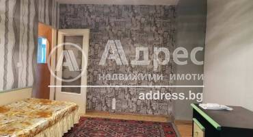 Едностаен апартамент, Ямбол, Георги Бенковски, 514499, Снимка 1