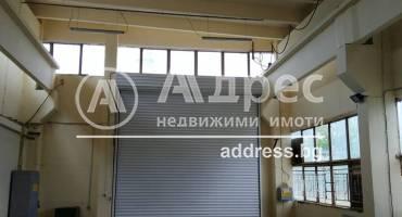 Цех/Склад, Ямбол, Промишлена зона, 339505, Снимка 1