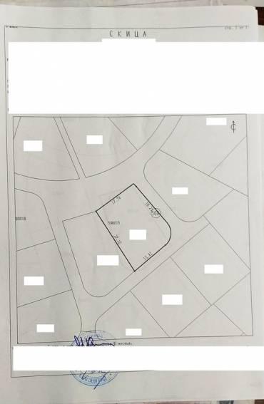 Парцел/Терен, Благоевград, Изгрев, 456515, Снимка 1