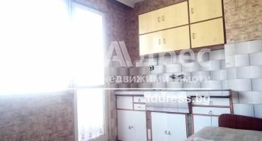 Тристаен апартамент, Ямбол, Златен рог, 520515, Снимка 1