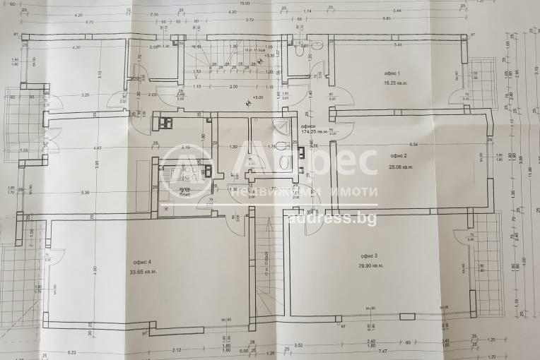 Офис, Пазарджик, Идеален център, 450520, Снимка 2