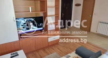 Едностаен апартамент, София, Полигона, 525539, Снимка 1