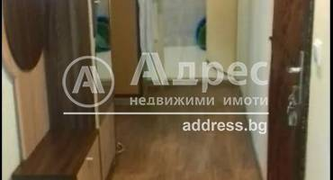 Двустаен апартамент, Ямбол, Георги Бенковски, 462550, Снимка 1