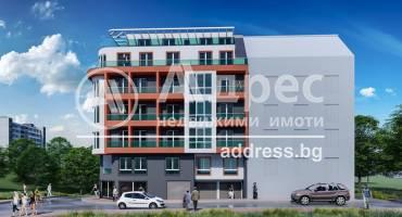 Тристаен апартамент, Варна, Трошево, 454551, Снимка 1