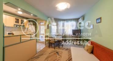 Тристаен апартамент, Варна, Лятно кино Тракия, 526555, Снимка 1