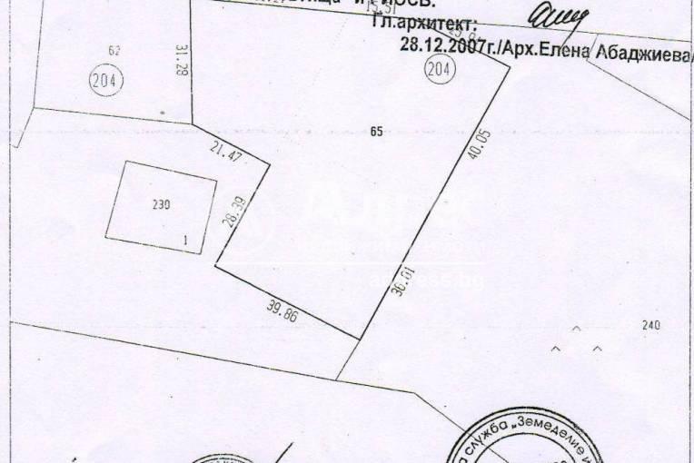 Парцел/Терен, Леденик, 163561, Снимка 1